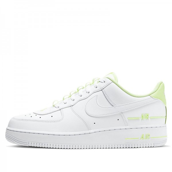 Nike Air Force 1 '07 LV8 3 (Blanche/Barely Volt) CJ1379-101