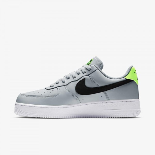 Nike Air Force 1 Worldwide Pack (Grise/Volt) CK7648-002