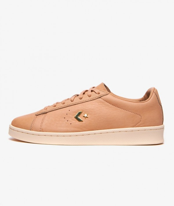 Converse Pro Leather OX x Horween (Marron/Sand) 168852C