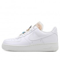 Nike Femme Air Force 1 '07 LX (Blanche/Blanche) CZ8101-100