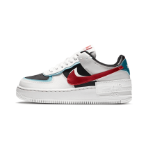 Nike Air Force 1 Shadow (Blanche/Bleached Aqua) DA4291-100