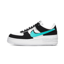 Nike Air Force 1 Shadow Femme (Blanche/Noir/Aurora) CZ7929-100