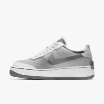 Nike Air Force 1 Shadow SE (Blanche/Grise) CK6561-100