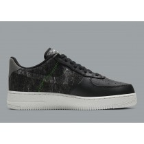 Nike Air Force 1 (Noir/Clear/Vert) CV1698-001