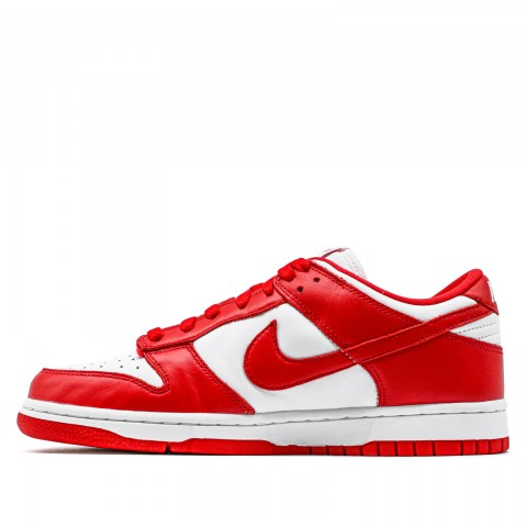 Nike Dunk Low SP (Blanche/Rouge) CU1727-100