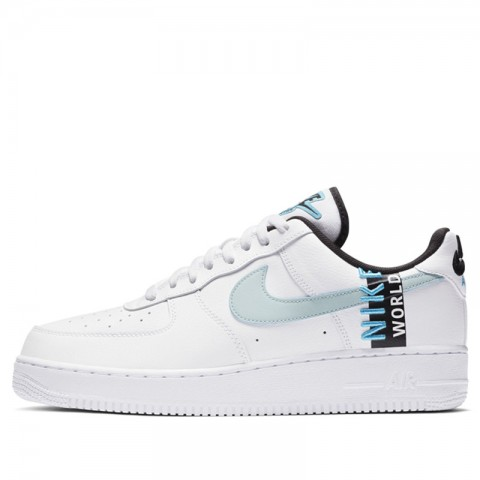 Nike Air Force 1 '07 LV8 (Blanche/Bleu) CK6924-100