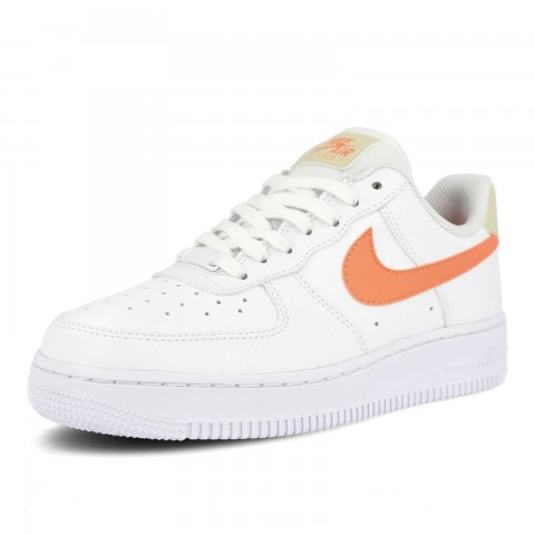Nike Femme Air Force 1 '07 (Blanche/Rose) 315115-157