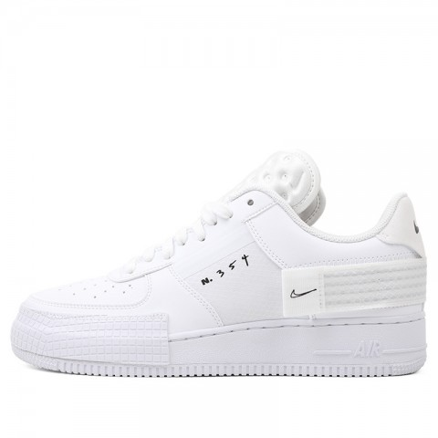 Nike Air Force 1 Type 2 (Blanche/Noir) CT2584-100