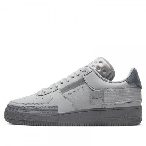 Nike Air Force 1 Type (Grise/Grise) CT2584-001
