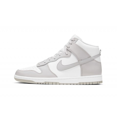 Nike Dunk High (Blanche/Grise) DD1399-100