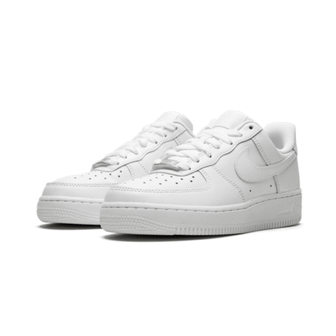 Nike Air Force 1 Low '07 (Blanche/Blanche) 315115-112