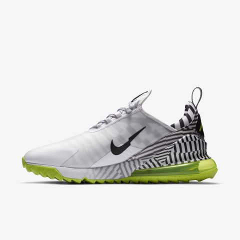 Nike Air Max 270 G NRG Fearless Together (Blanche/Grise/Volt) CK6541-150