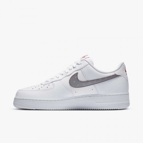 3M x Nike Air Force 1 (Blanche/Argent) CT2296-100