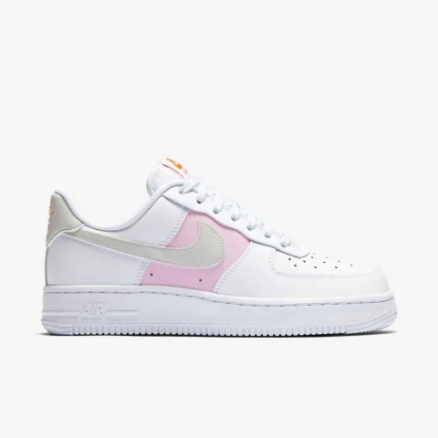Nike Air Force 1 Femme (Blanche/Rose) CZ0369-100