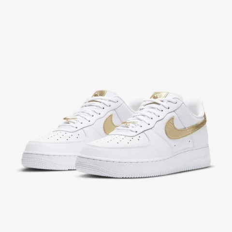 Nike Air Force 1 (Blanche/Or) DC2181-100