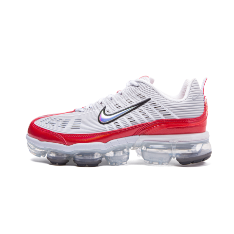 Nike Air Vapormax 360 (Grise/Blanche/Rouge) CK2718-002