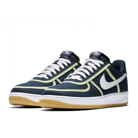 Nike Air Force 1 '07 Premium (Navy/Blanche) CI9349-400