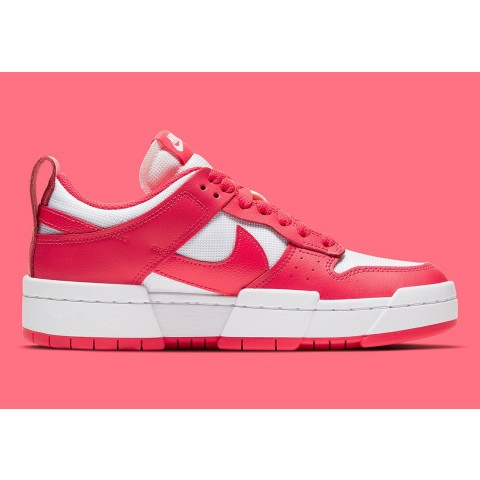 Nike Dunk Low Disrupt (Rouge/Rouge) CK6654-601
