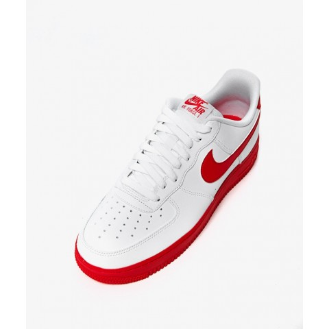 Nike Air Force 1 '07 (Blanche/Rouge) CK7663-102